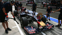 Racing in two series a 'mistake' - Alguersuari