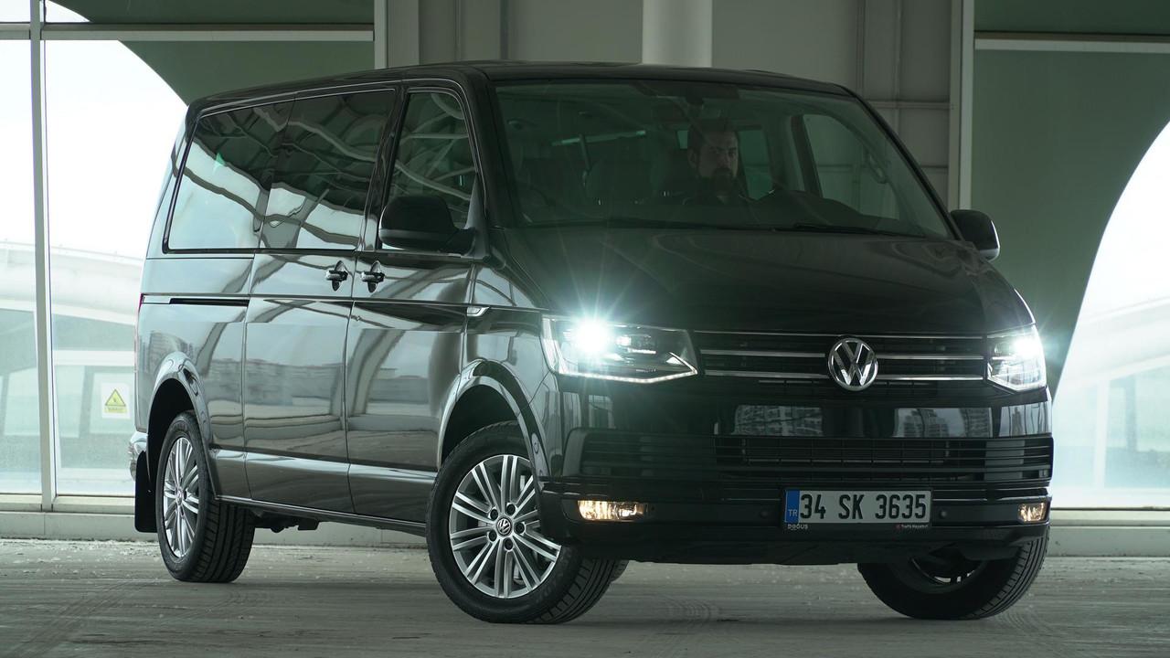 2017 Volkswagen Caravelle Highline İncelemesi  Neden Almalı?