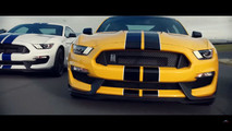 Ford Mustang GT350 Promo
