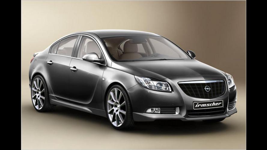 Irmscher veredelt den neuen Opel Insignia