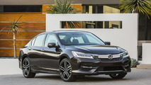 2016 Honda Accord & Accord Coupe pricing announced
