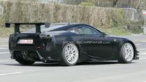 Lexus LF-A Spied in Race Ready Trim