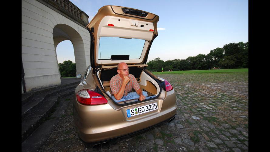 Porsche Panamera: il MATT TEST