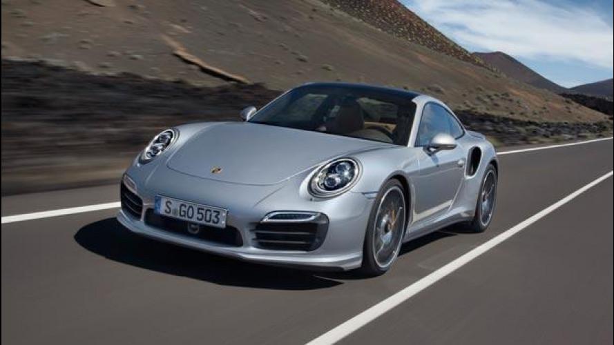 Nuova Porsche 911 Turbo e 911 Turbo S