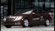 Mercedes Classe E: due ibride a Detroit
