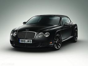 Bentley Continental GTC Speed
