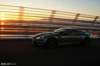Aston Martin DBS Racing Green