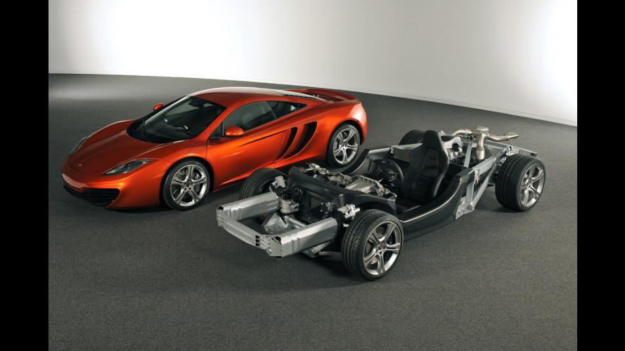 A Londra il primo showroom McLaren