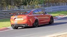 Jaguar XE SV Project 8 fotos espía Nürburgring