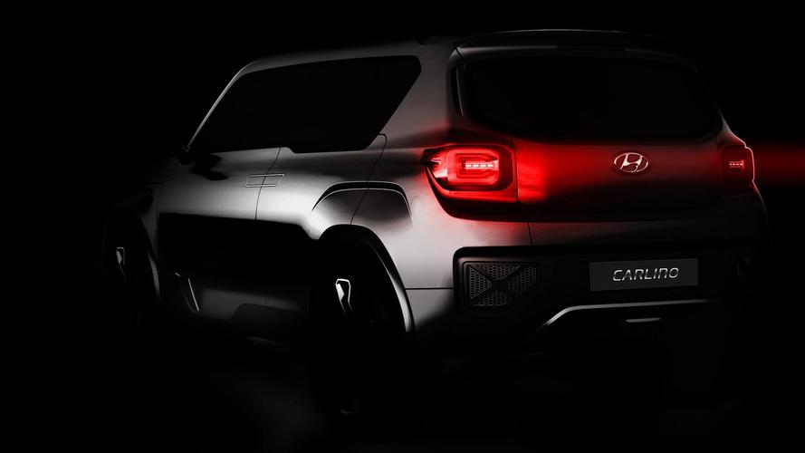 Kia prepara SUV de entrada aos moldes do Hyundai Carlino