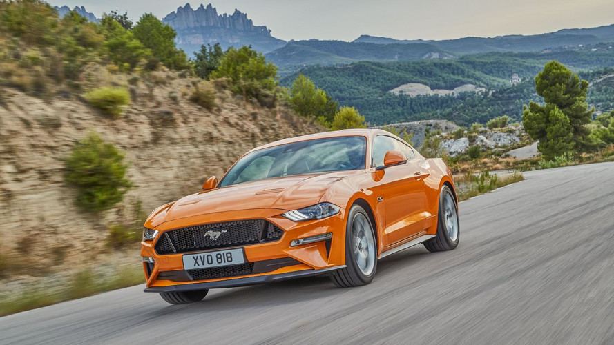 Ford Says The Mustang Was The Best-Selling Sports Coupe Of 2017