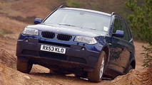 UK Specification BMW X3 SAV