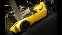 Tesla Roadster Roadster al Salone di Francoforte 2009