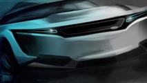 Range Rover LRGT Concept