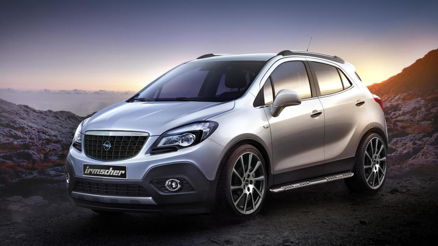 Opel Mokka prepared by Irmscher
