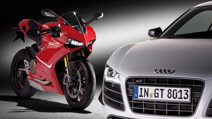 Audi announces plans to buy Ducati