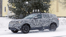 Range Rover Sport Coupe spy photos