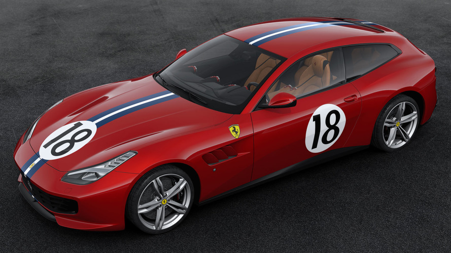 Ferrari 70th Anniversary Livery Number #20