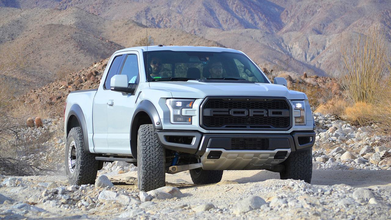Ford Raptor For Sale Near Me >> 2017 Ford F-150 Raptor First Drive: Baja boss
