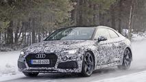 2018 Audi RS5 Coupe spy photos