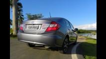 Avaliação: mais equipado, Civic EXR atual começa despedida