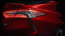 2018 Toyota Camry Teaser