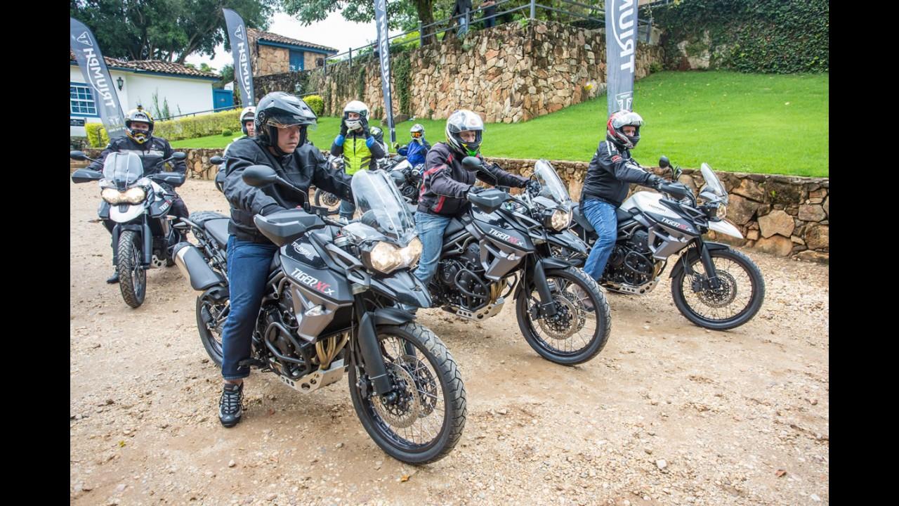 Salão Duas Rodas terá test-ride de motos de alta cilindrada - veja como participar