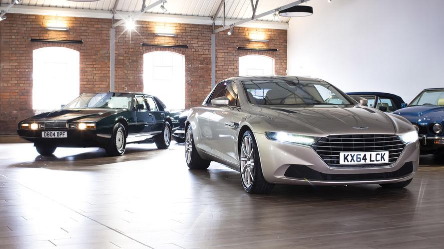 Aston Martin veut concurrencer Bentley avec Lagonda