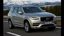 Volvo XC90 terá versão sem assento de passageiro dianteiro