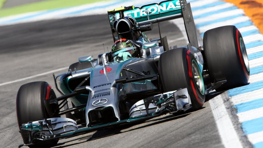 Mercedes 'still fast' even without Fric