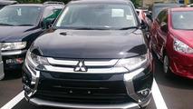 Mitsubishi Outlander PHEV facelift / blog.livedoor.jp