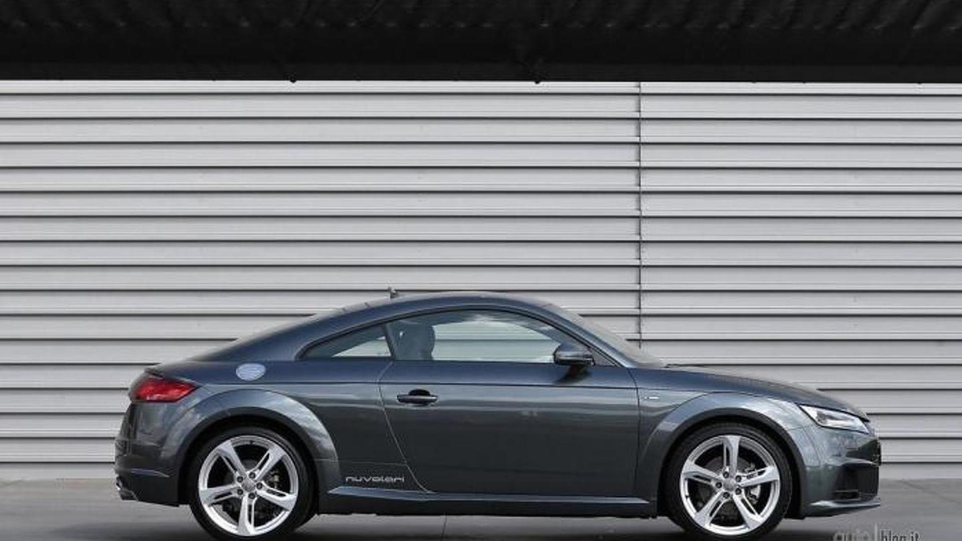 Фото | Audi TT Nuvolari. 2014 год