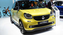2015 Smart ForFour at 2014 Paris Motor Show