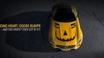Mercedes-AMG GT Halloween rendering