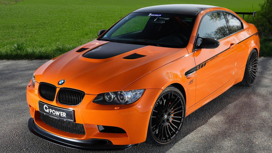 G-Power M3 Tornado RS with 720 HP
