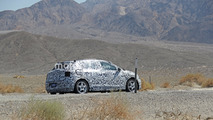 2017 VW Polo Spy Photos