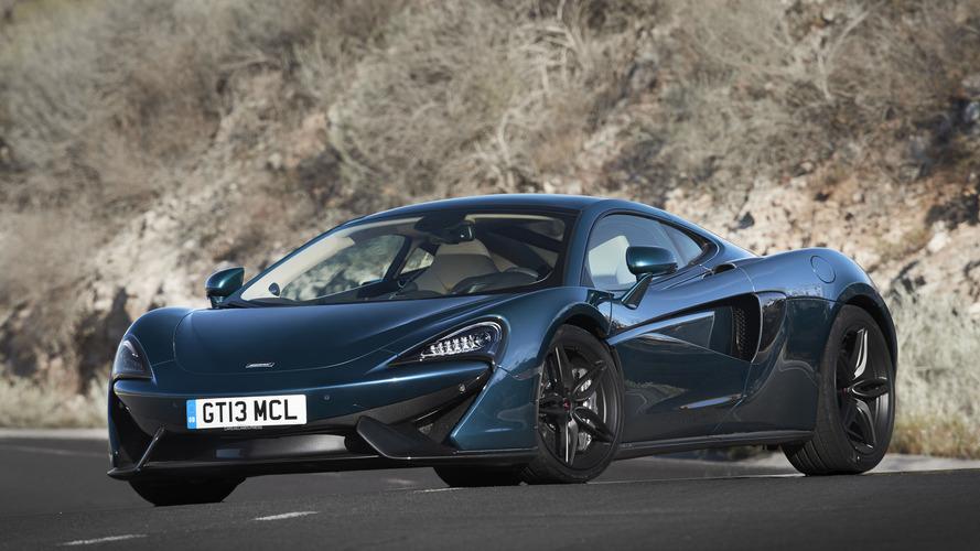 MSO Concept tasarımlı McLaren 570GT Pasifik Mavisi rengiyle ortaya çıktı