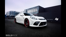 SR Auto Group Porsche Panamera Mansory