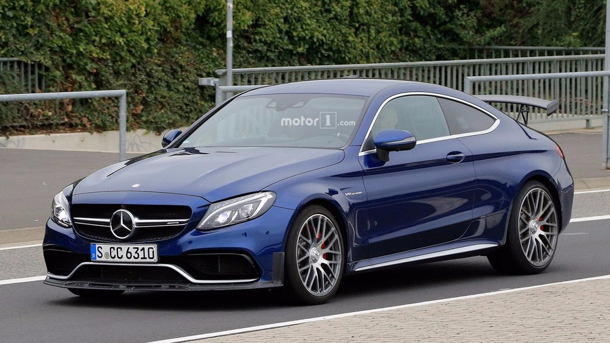 Mercedes-AMG C63 R Reportedly Coming Soon
