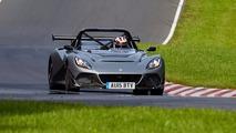 Lotus 3-Eleven, Nürburgring'de