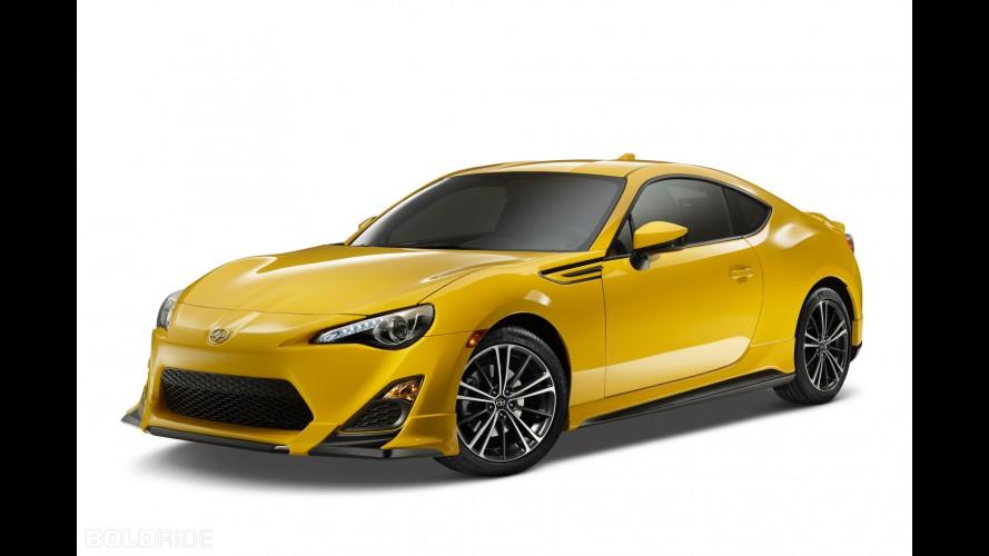Scion FR-S Release Series 1.0