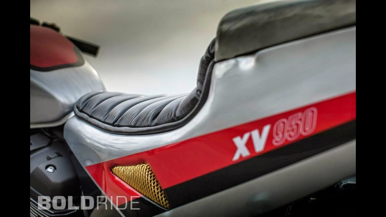 XV950 Pure Sports by Oberdan Bezzi