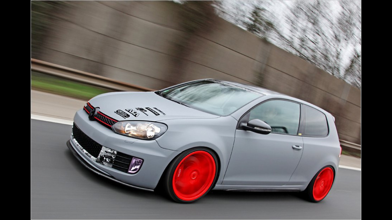 VW Golf GTI von CFC StylingStation