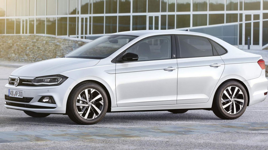 VW do Brasil confirma Virtus (Polo Sedan) no primeiro semestre de 2018