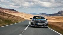 BMW M850i xDrive prototype