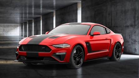 fords mustang based electric suv