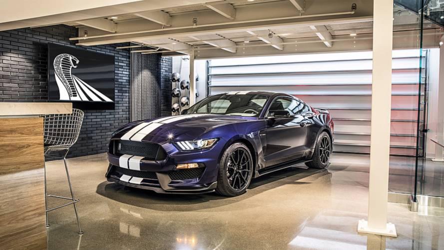 El restyling del Ford Mustang Shelby GT350 2019 gana en estilo y dinámica