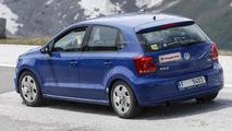 2014 Volkswagen Polo facelift spy photo 21.5.2013