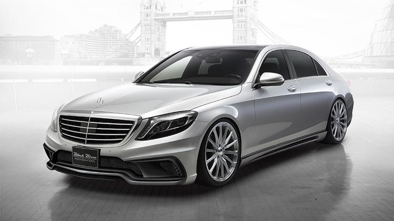 Mercedes S-Class Sports Line Black Bison Edition by Wald International