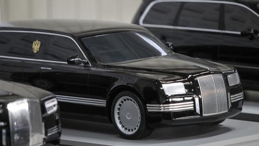 Porsche reportedly working a new turbocharged V12 engine for Putin's limo